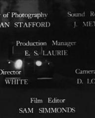 Main title from Paul Temple's Triumph (1950) (7)
