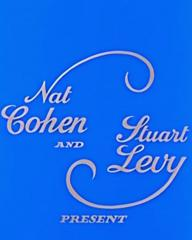 Main title from Peeping Tom (1960) (2). Nat Cohen and Stuart Levy present