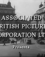 Main title from Piccadilly Incident (1946) (1). Associated British Picture Corporation Ltd presents