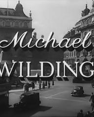 Main title from Piccadilly Incident (1946) (3). Michael Wilding