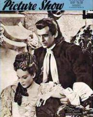 Picture Show magazine with Joan Greenwood and  Stewart Granger in Saraband for Dead Lovers.  16th October, 1948.