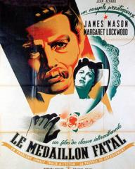 French poster for A Place of One's Own (1945) (1)