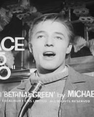 Main title from A Place to Go (1964) (4). From the novel 'Bethnal Green' by Michael Fisher/ Copyright MCMLXIII Excalibur Films Limited. All rights reserved