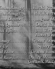 Main title from The Planter's Wife (1952) (9)