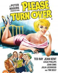 DVD cover of Please Turn Over (1959) from Network Distributing and the British Film [2021] (1)