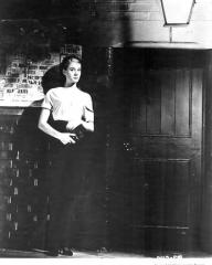 Julia Lockwood (as Jo Halliday) in a photograph from Please Turn Over (1959) (3)
