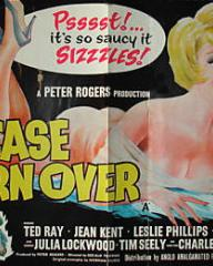 Poster for Please Turn Over (1959) (3)