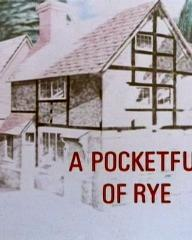Main title from the 1987 'A Pocket Full of Rye' episode of Agatha Christie's Miss Marple (1984-1992) (1)