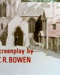 Main title from the 1987 'A Pocket Full of Rye' episode of Agatha Christie's Miss Marple (1984-1992) (2). Screenplay by T R Bowen