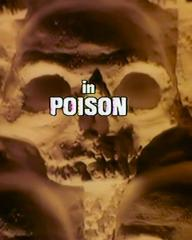Main title from the 1980 'Poison' episode of Tales of the Unexpected (1979-88) (5)