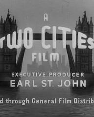 Main title from Prelude to Fame (1950) (2). A Two Cities film released through General Film Distributors Ltd