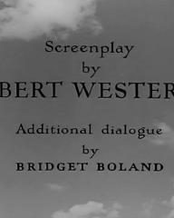 Main title from Prelude to Fame (1950) (6)