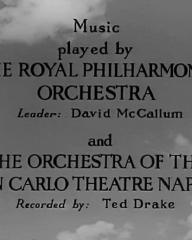 Main title from Prelude to Fame (1950) (7)