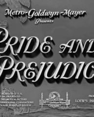 Main title from Pride and Prejudice (1940)