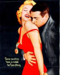 Poster for The Prince and the Showgirl (1957) (1)