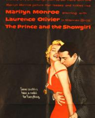 Poster for The Prince and the Showgirl (1957) (2)