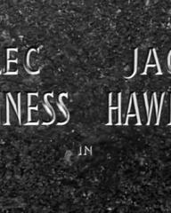 Main title from The Prisoner (1955) (2). Alec Guinness, Jack Hawkins in