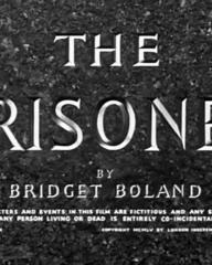 Main title from The Prisoner (1955) (3). By Bridget Boland