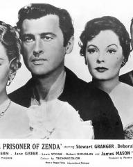 Lobby card from The Prisoner of Zenda (1952) (3)