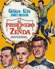Spanish poster for The Prisoner of Zenda (1952) (1)