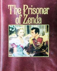 Video cover from The Prisoner of Zenda (1952) (1)