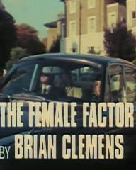 Main title from the 1978 'The Female Factor' episode of The Professionals (1977-1983) (2). By Brian Clemens