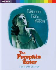 The Pumpkin Eater Blu-ray from Indicator, 2017