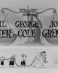 Main title from The Pure Hell of St. Trinian's (1960) (4). Starring Cecil Parker, George Cole, Joyce Grenfell