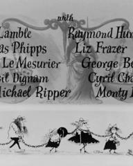 Main title from The Pure Hell of St. Trinian's (1960) (6)