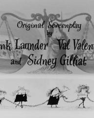 Main title from The Pure Hell of St. Trinian's (1960) (9)