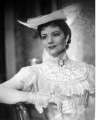 Margaret Lockwood (as Eliza Doolittle) in a photograph from Pygmalion (1951) (1)