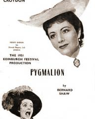 Poster for Pygmalion (1951) (1)