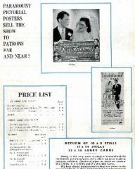 Pressbook for Quiet Wedding (1941) (2)