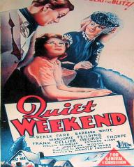 Poster for Quiet Weekend (1946) (1)