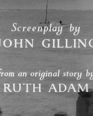 Main title from The Quiet Woman (1951) (5).  Screenplay by John Gilling from an original story by Ruth Adam