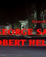 Main title from The Quiller Memorandum (1966) (8). Guest stars George Sanders, Robert Helpmann