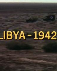 Main title from Raid on Rommel (1971) (2). Libya – 1942