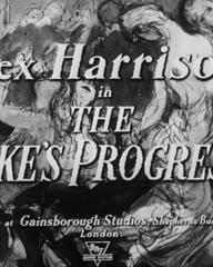Main title from The Rake's Progress (1945) (2)