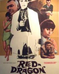 American poster for Red Dragon [Code Name Alpha] (1965) (1)