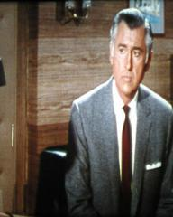 Stewart Granger (as Michael Scott) in an American screenshot from Red Dragon [Code Name Alpha] (1965) (1)