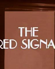 Main title from the 1982 'The Red Signal' episode of The Agatha Christie Hour (1982) (1)