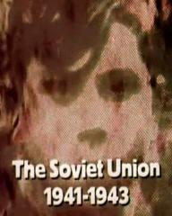 Main title from the 1974 'Red Star' episode of The World at War (1973-74) (2). The Soviet Union 1941-1943