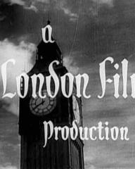Main title from Rembrandt (1936) (1).  A London Film Production