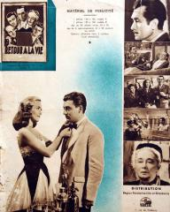 French pressbook for Return to Life (1949) (3)