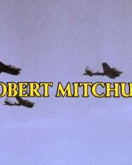 Main title from Reunion at Fairborough (1985) (3).  Robert Mitchum
