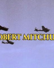 Main title from Reunion at Fairborough (1985) (3).  Robert Mitchum