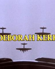 Main title from Reunion at Fairborough (1985) (4).  Deborah Kerr