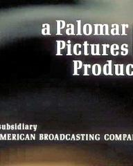Main title from Ring of Bright Water (1969) (2).    A Palomar Pictures Production.  Another subsidiary of the American Broadcasting Companies Inc