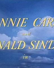 Main title from Rockets Galore (1958) (1). Jeannie Carson and Donald Sinden in