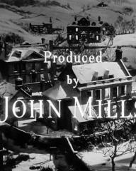 Main title from The Rocking Horse Winner (1949) (10).  Produced by John Mills